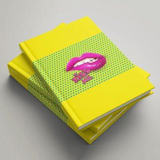Rokovnik MeMe - Kiss me
