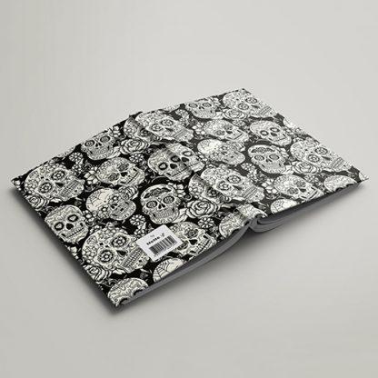 Rokovnik MeMe - Cool skull